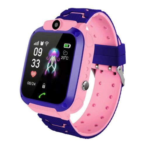 Children Activity Tracker Smart Watch Kids Pedometer For Fit Bit Style Upgrated Digital Kids Alarm Clock Step Calorie…