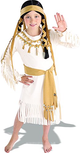 Rubie (Child Indian Girl Costume)