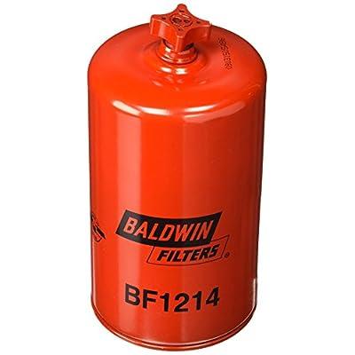 Baldwin BF1214 Heavy Duty Diesel Fuel Spin-On Filter: Automotive