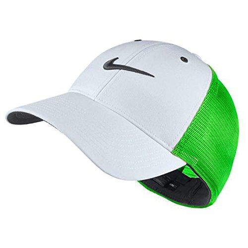 Nike Legacy91 Tour Mesh  - Gorra para hombre Blanco / Verde