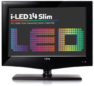 I-JOY I-LED 14 SLIM- Televisión, Pantalla 14 pulgadas: Amazon.es: Electrónica