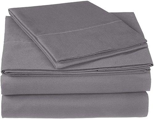 Pinzon 300 Thread Count Ultra Soft Cotton Sheet Set -Twin, -