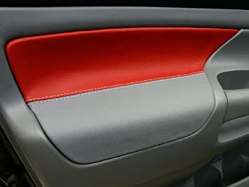 RedlineGoods Toyota Tacoma 2005-15 insercion de puertas delanteras de