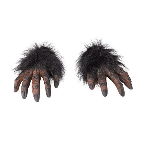 Bristol Novelty Md162Hairy mains, Marron, taille unique