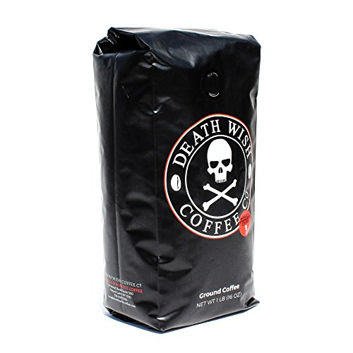 Death Wish Coffee Strongest Certified product image