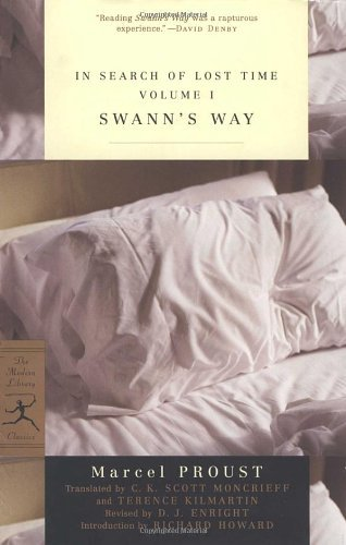 In Search of Lost Time: Volume 1, Swann's Way