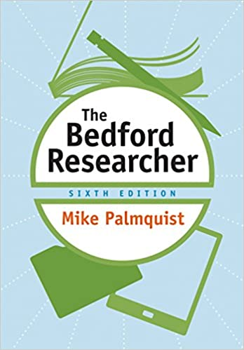 Bedford Researcher 4th Edition Pdf