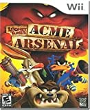 Looney Tunes Acme Arsenal (Nintendo Wii)