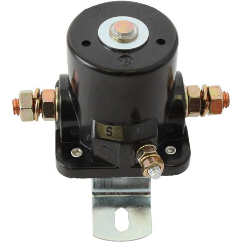 DB Electrical SFD6025 New Solenoid Relay For 12 Volt Ford 2N 8N 9N Tractor 8N-11450  Sw218  Sw355 10-FO218-12V 7-1023-12V 240-14008 by DB Electrical