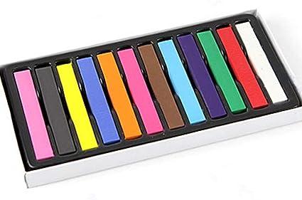 Lsgepavlion Tinte para el cabello, a la moda, colores ...