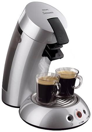 Philips Senseo Pod Coffee Machine 075l 5 Cup Coffee Maker Silver
