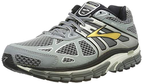 Brooks Men's Beast 14 Running Shoes Grey 110171-2E-096 (11)