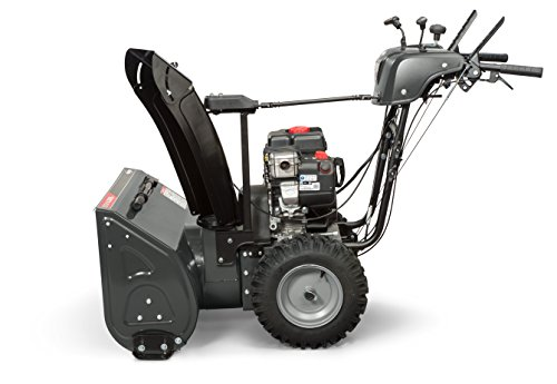 Briggs & Stratton 1227MDS Dual Stage Snowthrower Snow Thrower, 250cc by Briggs & Stratton (Image #3)