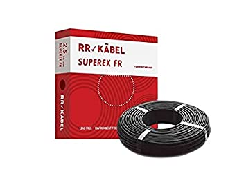 Omtalade R R Kabel PVC Superex-fr Electric Cables, 2.5 sq mm: Amazon.in BX-16