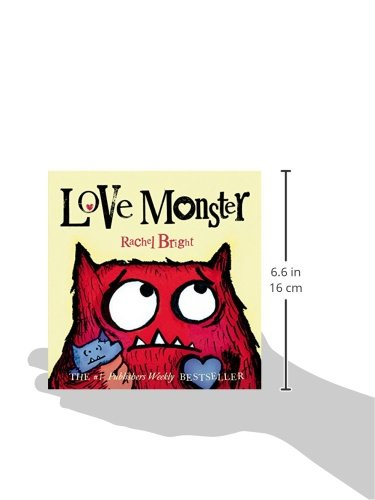 Large Product Image of Love Monster