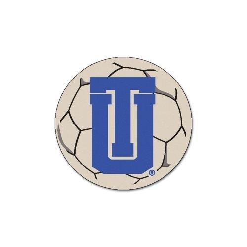 University of Tulsa Soccer Ball Rug