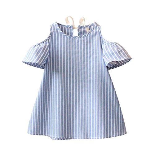linen baby dress - 9