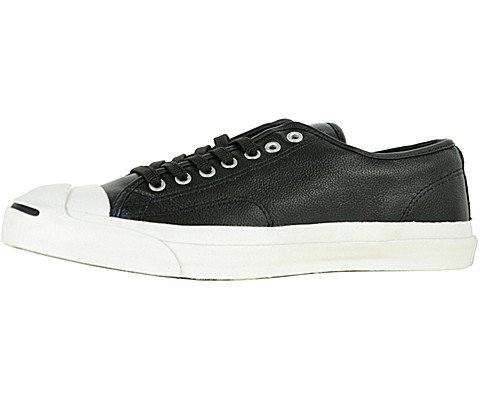 Converse Jack Purcell Leather Ox (Size 13/Black & White)