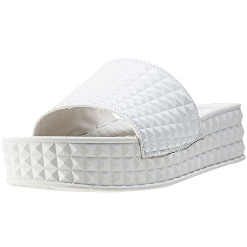 Ash Zapatos Scream Sandalias Blanco Mujer Blanco