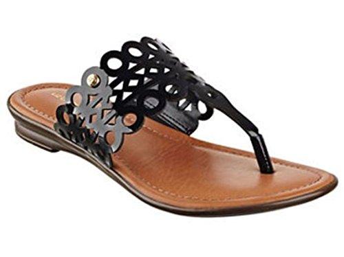 Liz Claiborne Janesca Cutout Sandals