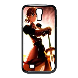 Character Phone Case Fate Stay Night Saber For Samsung Galaxy S4 I9500 NC1Q02735
