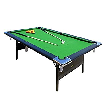MightyMast Ft Hustler Pool Table Playing Gaming Garage Home Sports - Pool table in garage
