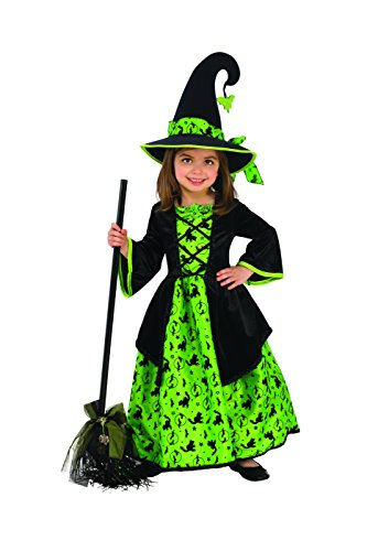 Rubie's Witch Child's Costume, Green, X-Small]()