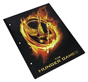 "The Hunger Games Movie - Folder ""Burning Mockingjay Poster"""