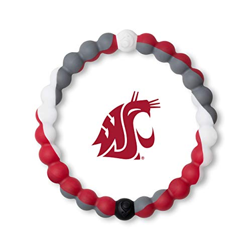 Game Day Collegiate Bracelet, Washington State University, Large (Best Charities In Washington State)