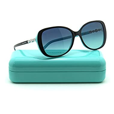 d23e0726cc0 Tiffany   Co. TF 4121B Womens Rectangular Gradient Sunglasses 80559S