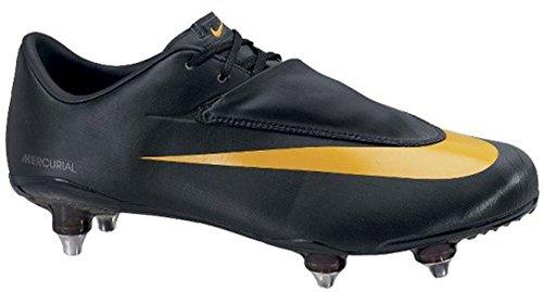 Nike Zapatillas air mogan 2 Negro / Naranja