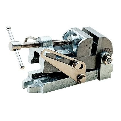 Wilton 12850 Drill Press Angle Vise 2-1/2-Inch Jaw Width, 1-1/2-Inch Depth, 6 - Wilton Outlet