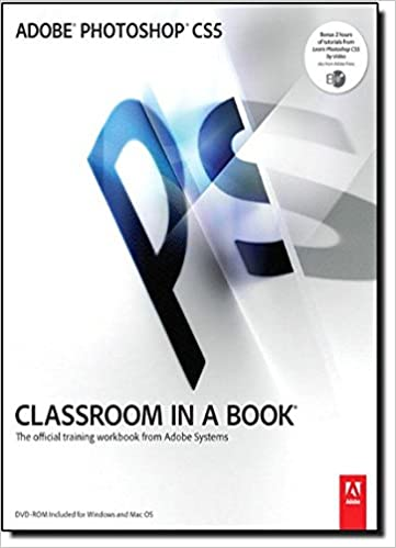 Low Cost Photoshop CS5 Classroom in a Book Software