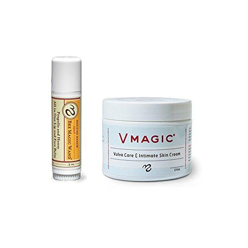 Medicine Mama's Apothecary Vmagic Sweet Bee Magic Wand, 2.5 Ounce -