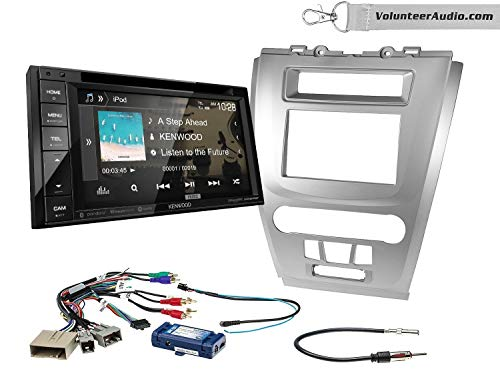 Kenwood DDX276BT Double Din Radio Install Kit