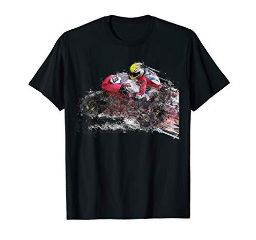 (Motorcycle Racing T-Shirts| Gear Shift Moto Sportbike TShirt)