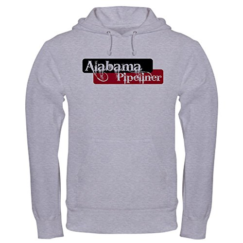 CafePress - Alabama Pipeliner - Pullover Hoodie, Classic & Comfortable Hooded - Jacket Rig Oil