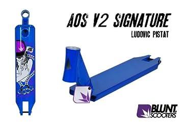 Blunt AOS V2 Signature Ludo Pistat - Plataforma para ...