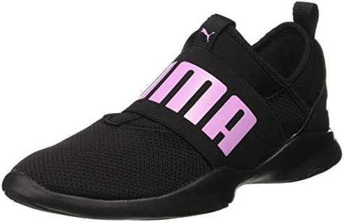 Puma Dare Jr Black Technical_Sport_Shoe
