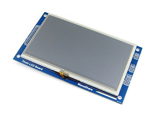 @WENDi TFT 7inch Resistive Multicolor Graphic LCD, LED Backlight, 800 X 480 Pixel, RA8875 Chip For SCM LCD by WENDi