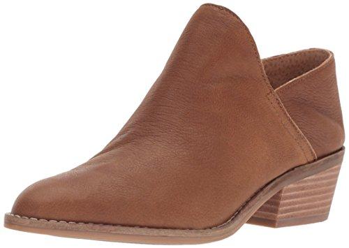 Lucky Brand Women's Fausst Ankle Boot, Cedar, 10 Medium US