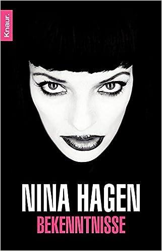 Bekenntnisse Amazonde Nina Hagen Bã¼cher