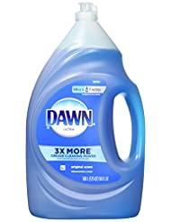 Dawn Ultra Dishwashing Liquid Dish Soap, Original Scent, 2 co...