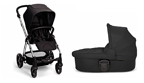 Black Mamas And Papas Stroller - 6