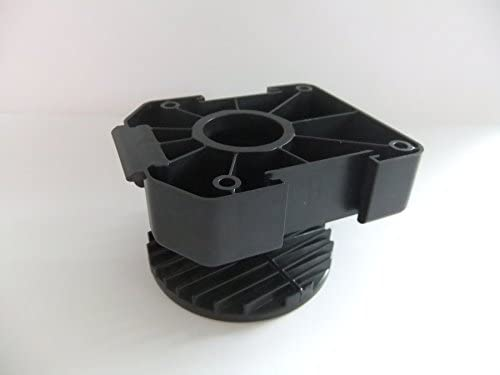 4er Set Küchenunterschrank Möbelfüße Schrankfüße Möbelfuß Sockelfuss 80-100mm