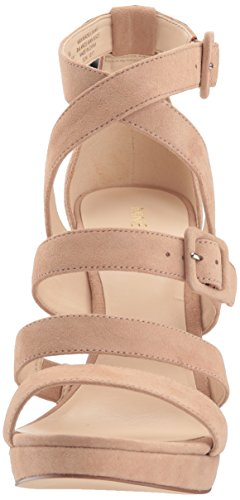 Natural West Nine Light Sandal Suede Tarykah Suede Women's TwdzYxw