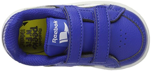 Reebok Unisex-Kinder Royal Prime Alt Sneaker Blau (Vital Blue/White)