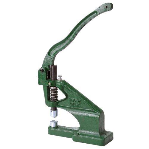 Grommet Machine Tool #0 #2 #4 with 900 Grommets by AV Prime Inc.