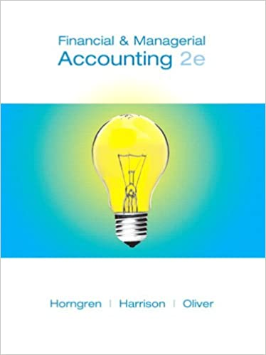 Financial managerial accounting student value edition with financial managerial accounting student value edition with myaccounting lab full ebook student access code package 2nd edition 2nd edition fandeluxe Choice Image
