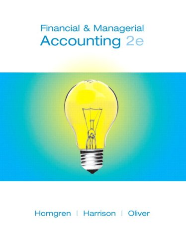 Financial & Managerial Accounting Student Value Edition with MyAccounting Lab Full eBook Student Access Code Package